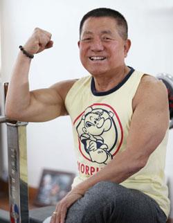 31. 'popeye' Lee Sang Yong