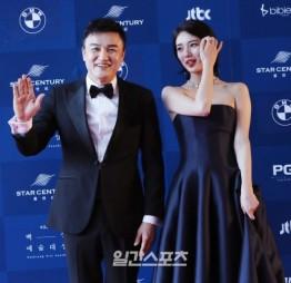 Park Joong Hun & Suzy