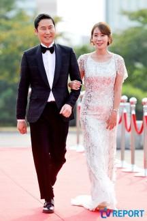 Shin Dong Yeob & Kim Jung Eun