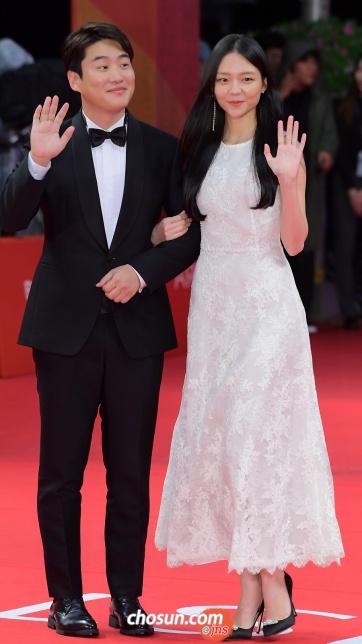 Ahn Jae Hong & Esom