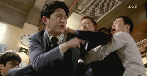 Dong Ha w Chief Kim