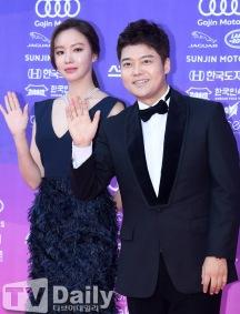 Kim Ah Joong & Jeon Hyun Moo