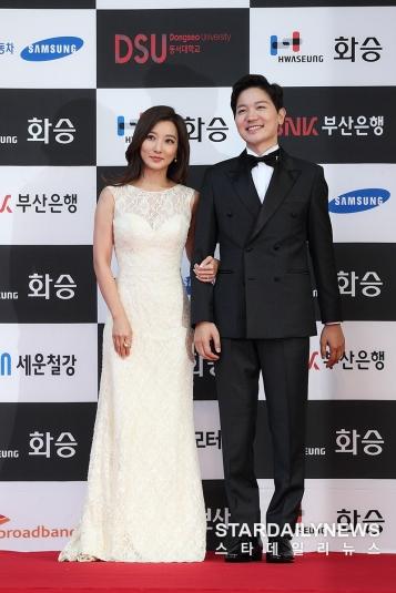 Lee In Hye & Kim Jung Geun