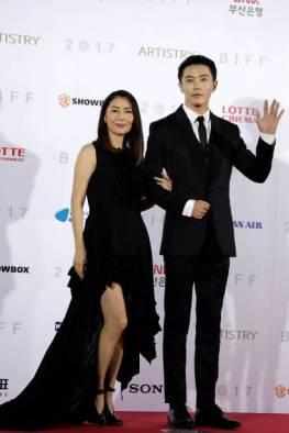 Nakayama Miho & Kim Jae Wook