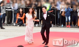 Park Gyu Ri & Shin Young Il