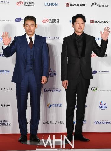 Sol Kyung Goo & Kim Hee Won