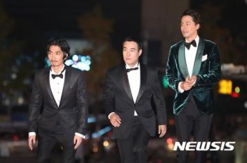 Uhm Tae Goo, Bae Sung Woo & Jo In Sung