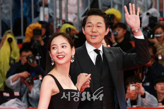Yoon Seung Ah & Park Sung Woong (film Method)