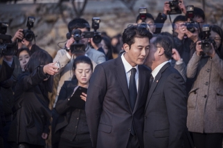 Kim Joo Hyuk w The Truth Beneath (2016)