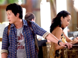 3. Kim Joo Hyuk w Lovers in Prague (2005)