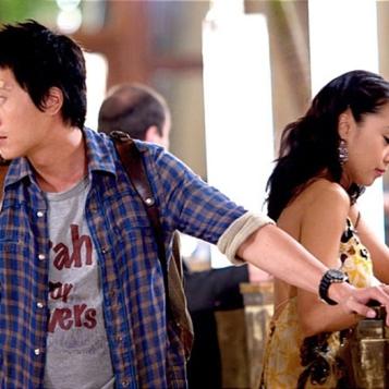 3. Kim Joo Hyuk w Lovers in Prague (2005)