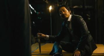 "Ha Jung Woo w ""Nameless Gangster"""