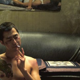 "Jo In Sung w ""A Dirty Carnival"""