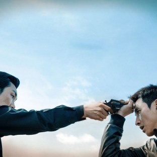 "Jo Jin Woong & Lee Sun Gyun w ""A Hard Day"""