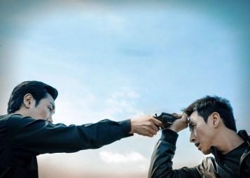 """Jo Jin Woong & Lee Sun Gyun w """"A Hard Day"""""""