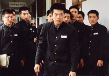 """Kwon Sang Woo w """"Once Upon a Time in a High School"""""""