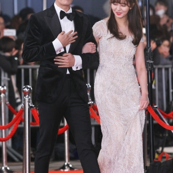 Doojoon & Kim So Hyun