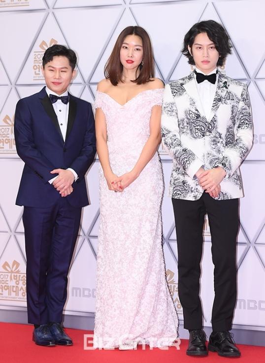 MC gali Yang Se Hyun, Han Hye Jin i Heechul