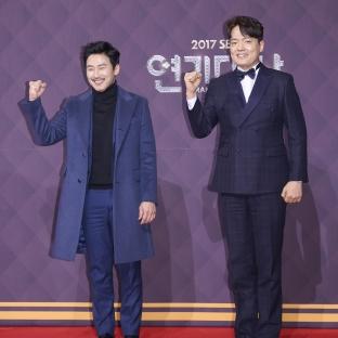 Heo Jae Ho & Kim Hyung Mok
