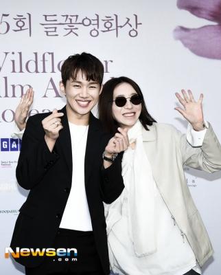 Oh Seung Hun i reżyserka Bang Eun Jin (Method)