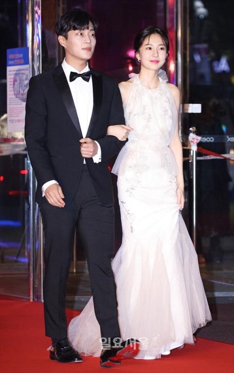 Yoon Doo Joon & Baek Jin Hee
