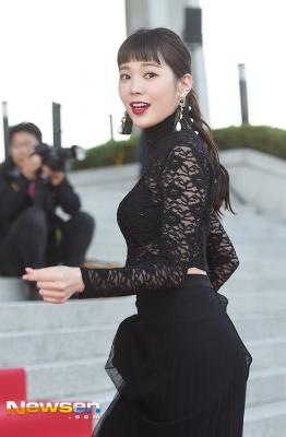 Park Soo Ah (kiedyś Lizzy z After School)