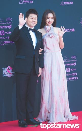 Jeon Hyun Moo & Kim Ah Joong