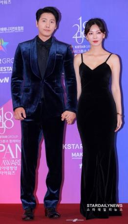 Lee Sang Woo & Kim So Yeon