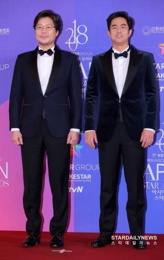 Yoo Jae Myung & Jeon Seok Ho