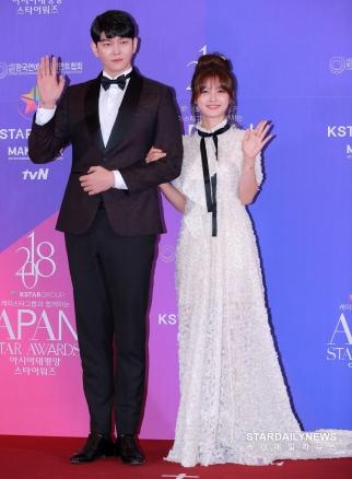 Yoon Kyun Sang & Kim Yoo Jung