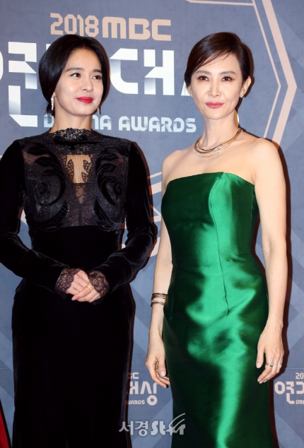 Jung Hye Young & Chae Shi Ra