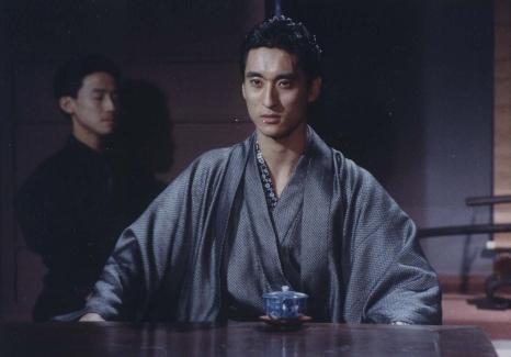Shin Hyun Jun jako Hayashi