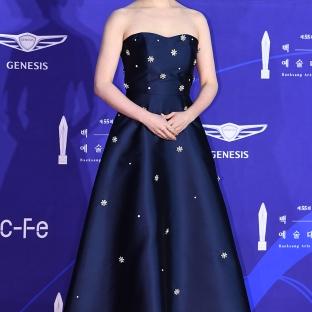 HAN JI MIN - nominowana za rolę pierwszoplanową / zdobywczyni nagrody