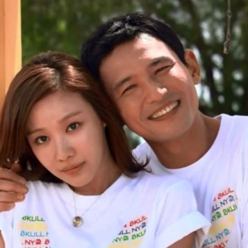 "Hwang Jung Min w ""Accidental Couple"" (KBS 2009)"