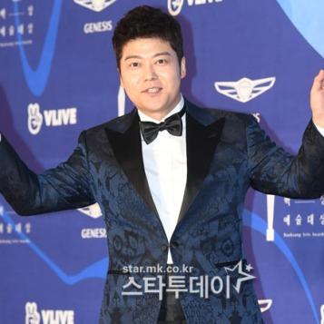 JEON HYUN MOO - nominowany za występ w variety show / zdobywca nagrody