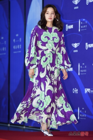 JEON JONG SEO - nominowana jako nowa aktorka