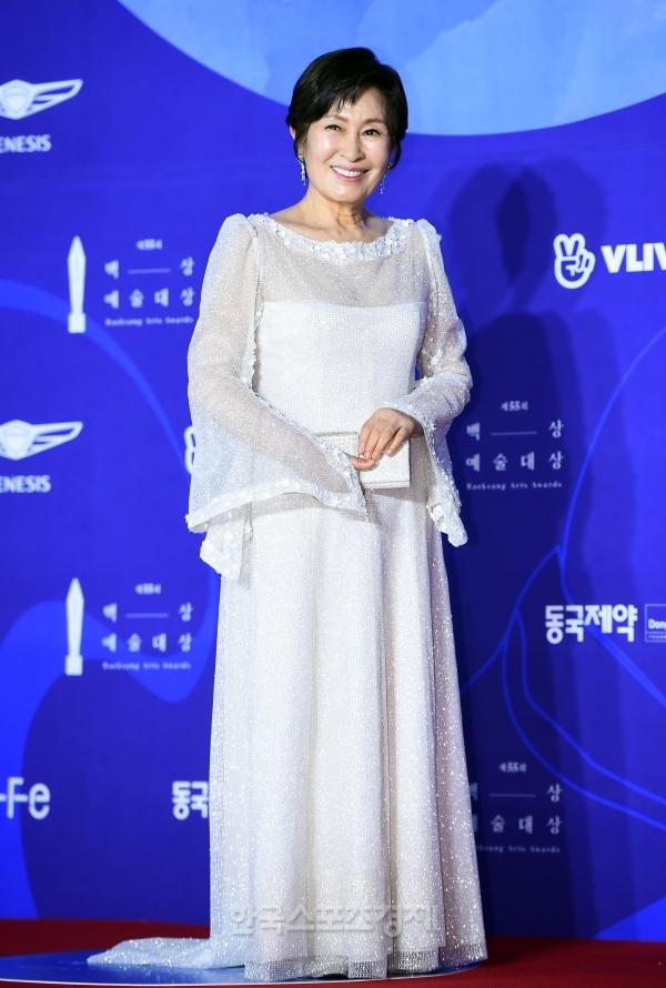 KIM HYE JA - nominowana za rolę pierwszoplanową / zdobywczyni Daesanga