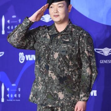 KIM MIN HO - nominowany jako nowy aktor