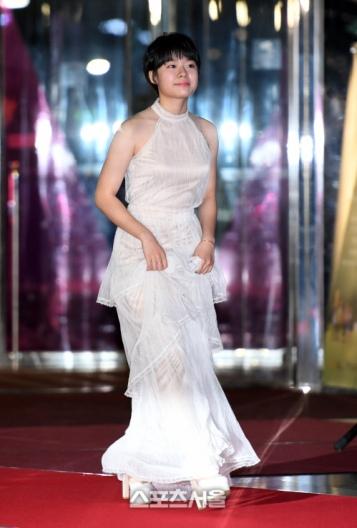 LEE JAE IN - nominowana jako nowa aktorka / zdobywczyni nagrody