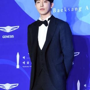 NAM JOO HYUK - nominowany jako nowy aktor