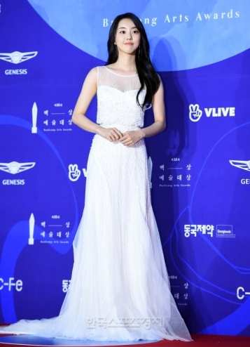 PARK SE WAN - nominowana jako nowa aktorka