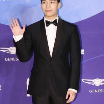 WI HA JOON - nominowany jako nowy aktor