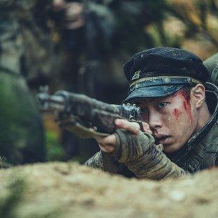 "Lee Jae Wook w ""The Battle of Jangsari"""