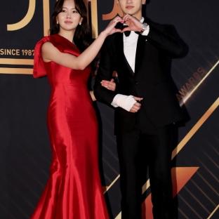 Kim So Hyun & Jang Dong Yoon