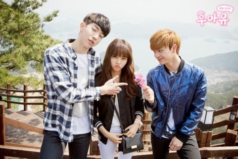 """Who Are You - School 2015"" (KBS 2015)"