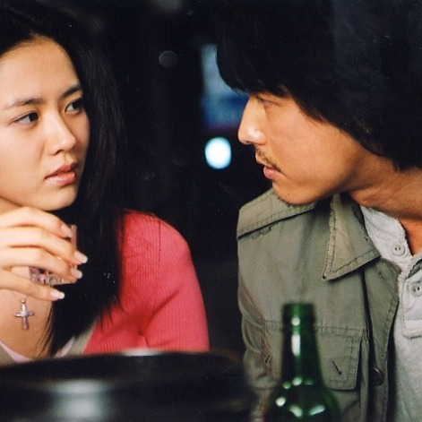 "Son Ye Jin i Jung Woo Sung w innej kultowej scenie w ""A Moment to Remember"""