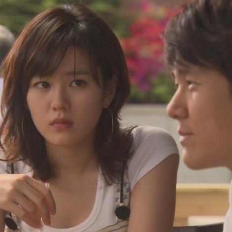 "Son Ye Jin i Kam Woo Sung w ""Alone in Love"""