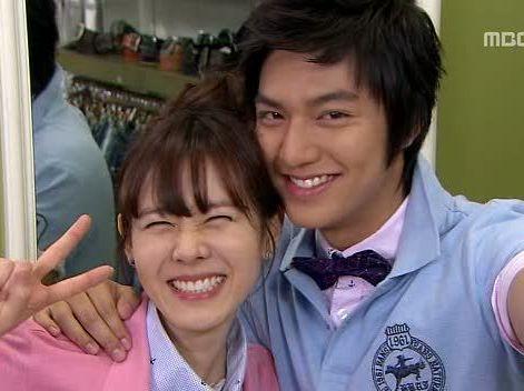 """Son Ye Jin i Lee Min Ho w """"Personal Taste"""""""