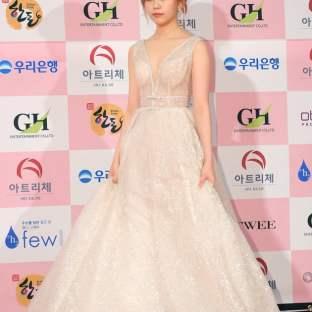 nominowana do najlepszej nowej aktorki JUNG DA EUN