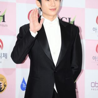 najlepszy nowy aktor JUNG HAE IN